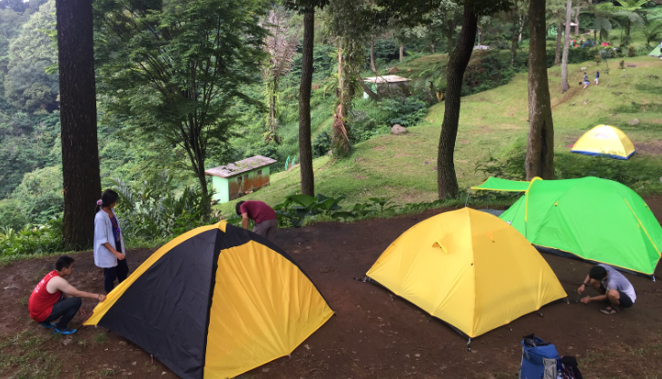 campground sukamantri