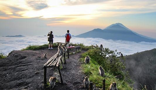 Estimasi Biaya Mendaki Gunung Batur Bali