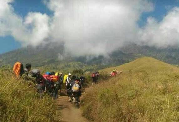 Pendakian Gunung Rinjani Via Sembalun