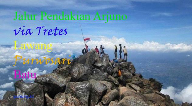 4 Jalur Pendakian Gunung Arjuno Yang Siap Menyambut Kedatanganmu