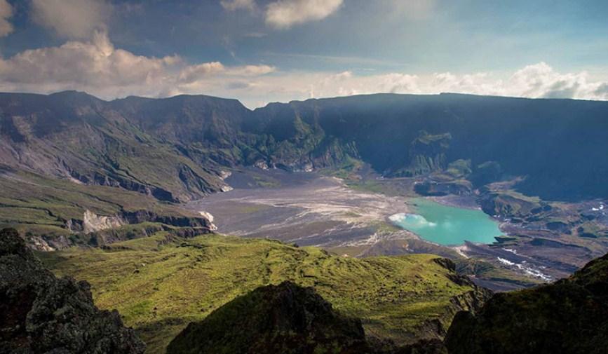 Jalur Pendakian Gunung Tambora