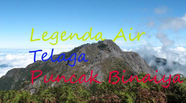Misteri Gunung Binaiya