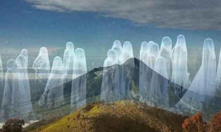 Misteri Gunung Merbabu