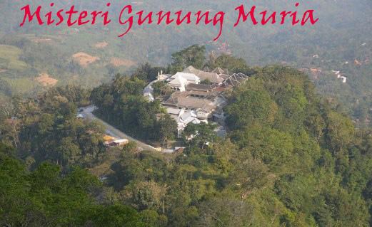 Misteri Gunung Muria