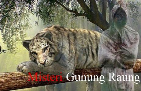 Legenda Misteri Gunung Raung dan Mitos Kerajaan Macan Putih