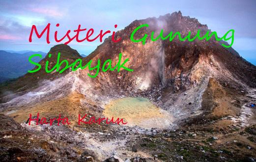 Misteri Gunung Sibayak Yang Menarik Untuk Diketahui