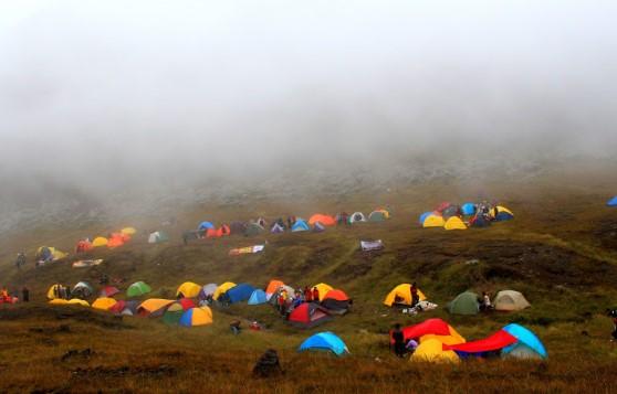 Jalur Pendakian Gunung Gede Pangrango via Selabintana di Tutup Sampai Akhir Tahun