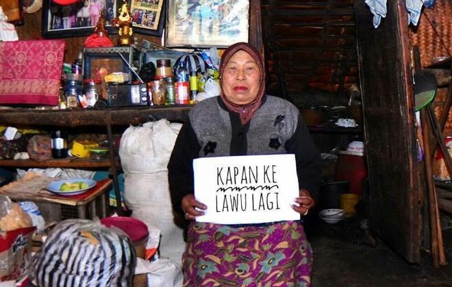 Warung Mbok Yem, Warung Tertinggi di Indonesia Sang Penunggu Puncak Lawu