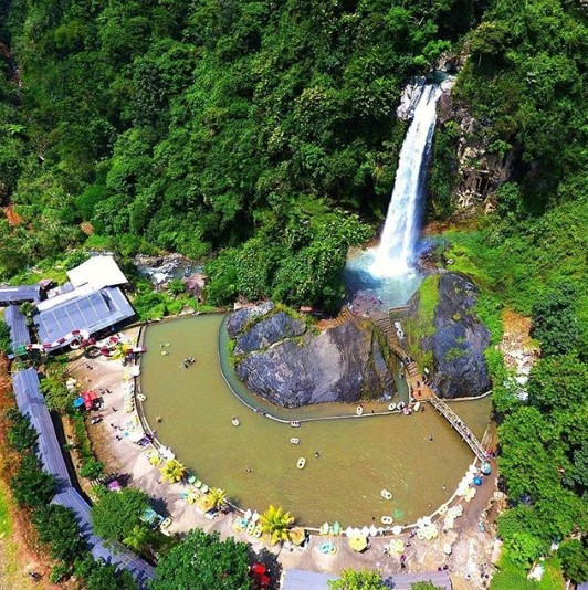 Deretan Curug Air Terjun Di Bogor Sumpah Kece Kece Banget Gunung