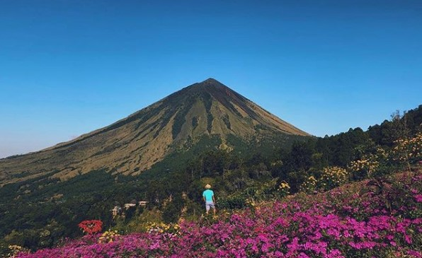 gunung terindah