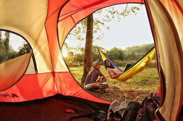 harga perlengkapan camping