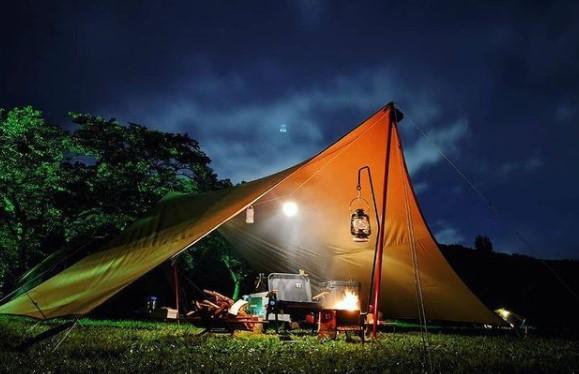 Rental Perlengkapan camping