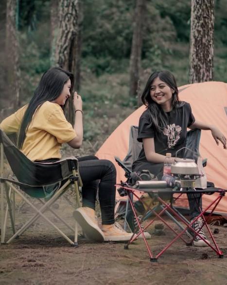 harga alat camping lengkap